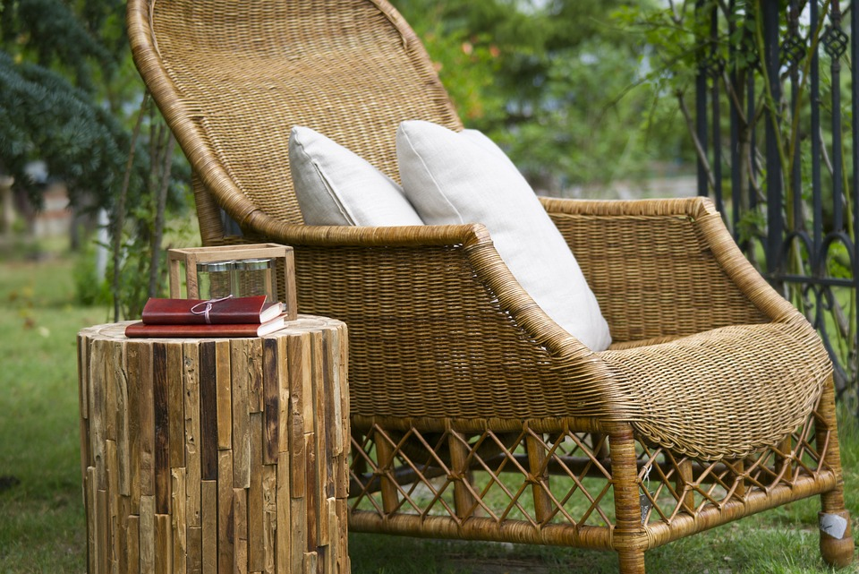 Specialty Woven Chairs