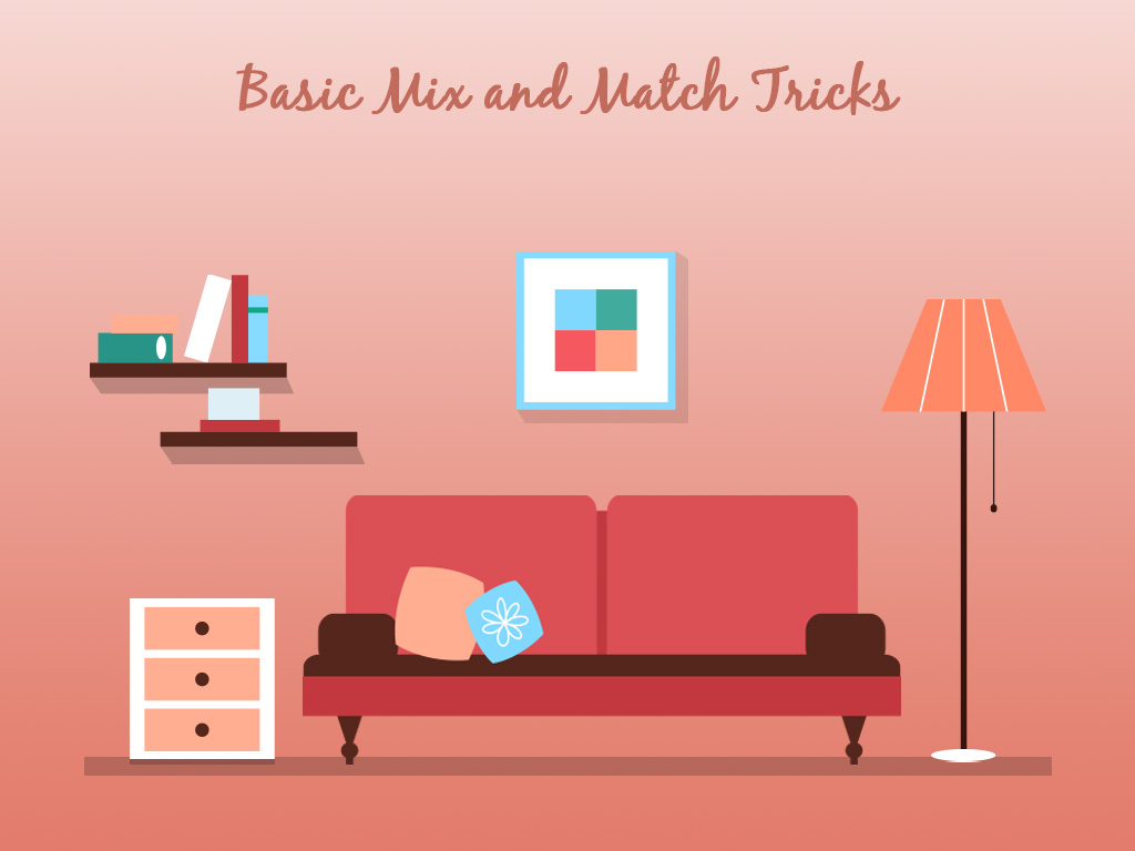 Basic Mix And Match Tricks
