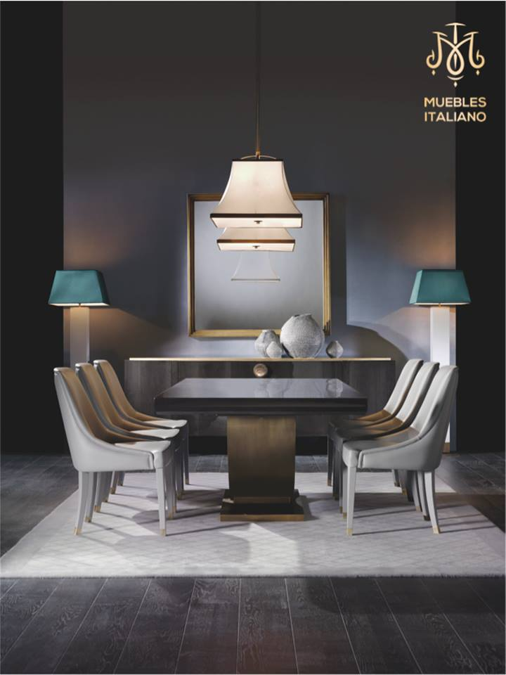 Fashion Affair Collection: Dining Room