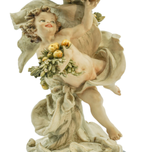 CHERUBS w/ FRUIT