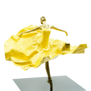YELLOW BALLERINA