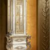 Aida Collection Dining Room One Door Showcase