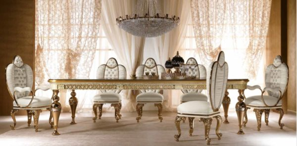 Aida Collection Dining Set