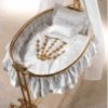 Aida Collection Gold Cradle