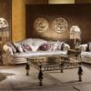 Aida Collection Living Room Set