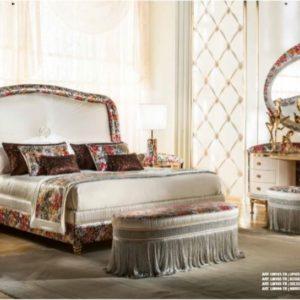 Cappelletti Tribute Floral Bedroom Set