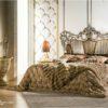 Cappelletti Tribute Gold Bedroom Set