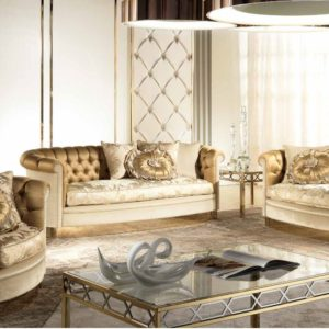 Lilium Collection Living Room Set 2