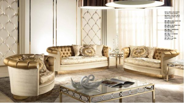 Lilium Collection Living Room Set 2