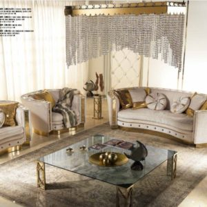 Lilium Collection Living Room Set