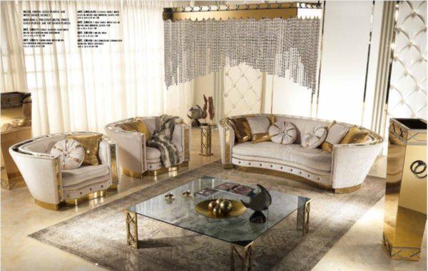 Lilium Collection Living Room Set