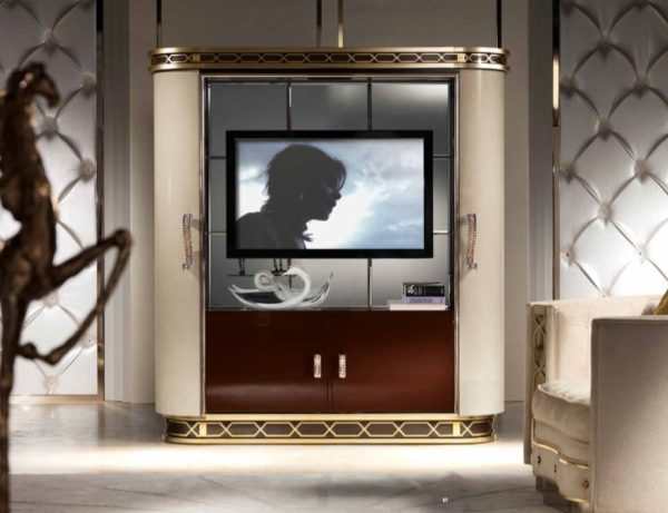 Lilium Collection Small Plasma Tv Cabinet