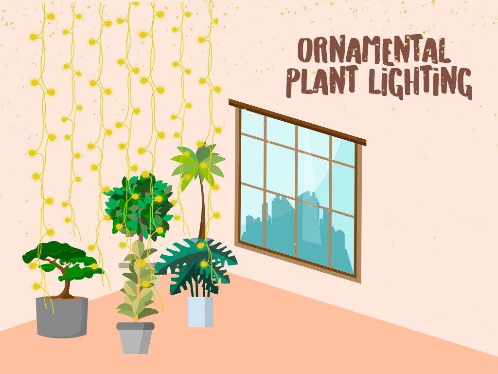 Ornamental Plant Lighting