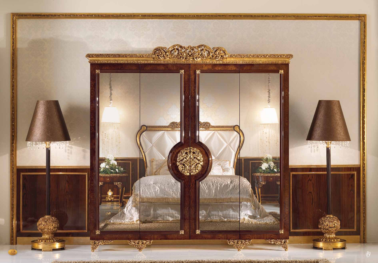 Italian Excellence: AR Arredamenti's Grand Royal Collection