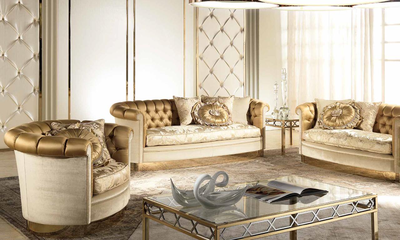 Living room set from Muebles Italiano's Lilium Living Set
